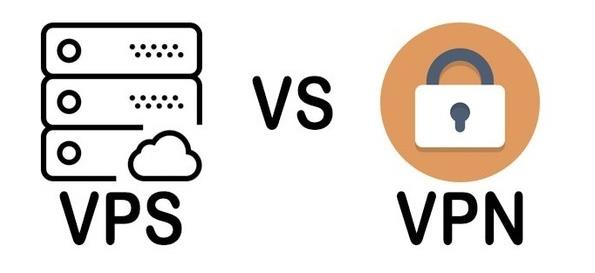 VPS和VPN之间有什么区别?