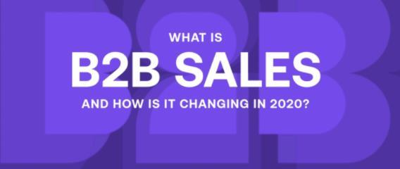 什么是B2B销售?B2B销售流程